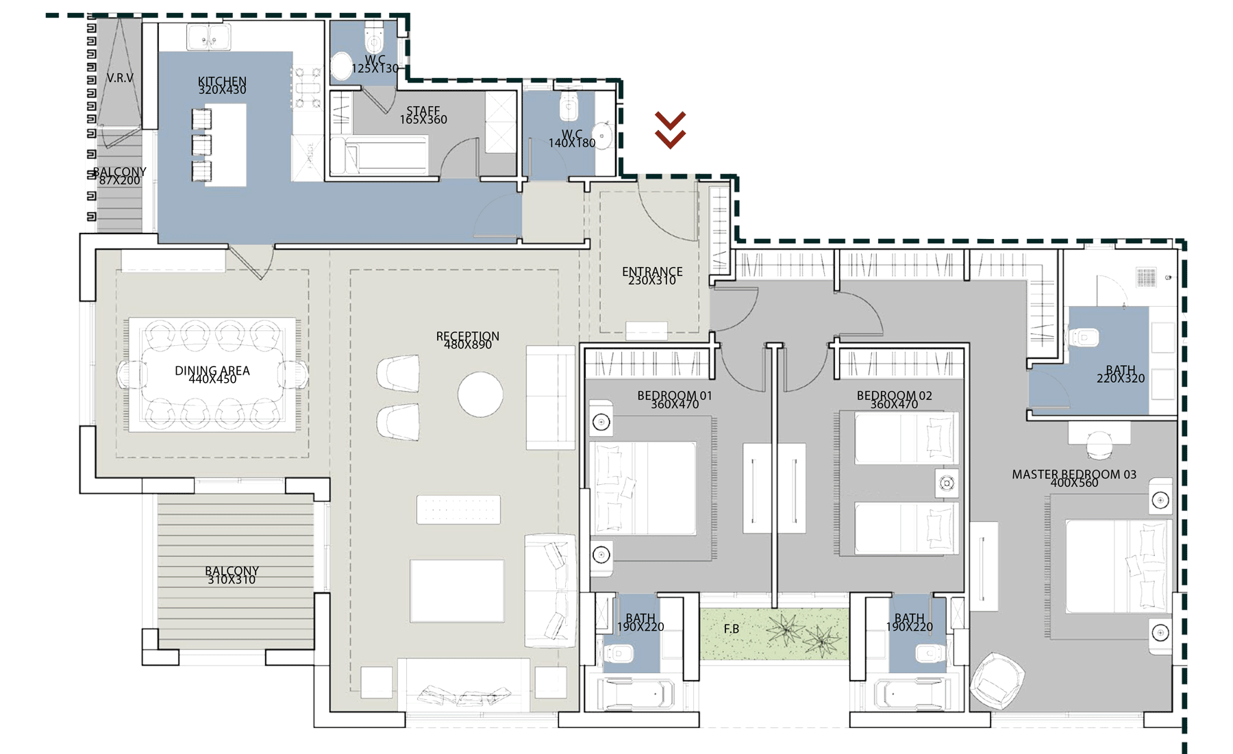 Building Typ E Plans